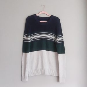 NWOT American Eagle Outfitters Striped Sweater